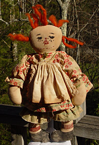 Little Lucy Ann Raggedy Ann Doll